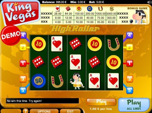 King Vegas Slots - Play Free PAF Slot Machines Online