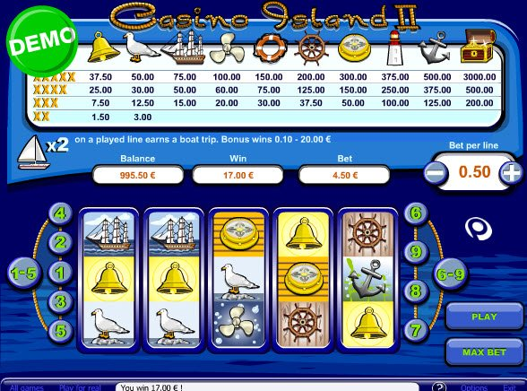 virtual casino games online
