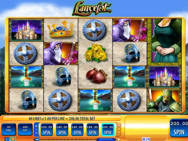 lancelot casino