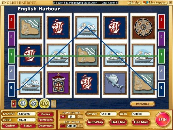 casino slot online english
