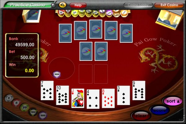 How to deal pai gow poker craps online wizard of odds