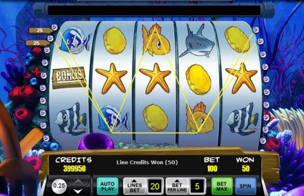 Spiele Blue Sea - Video Slots Online
