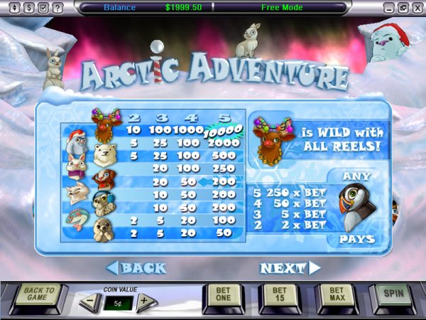 Arctic Adventure Slots - Play Online Slot Games for Free