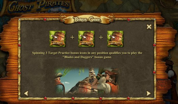 Ghost Pirates Slots - Play Ghost Pirates Slots Free Online.
