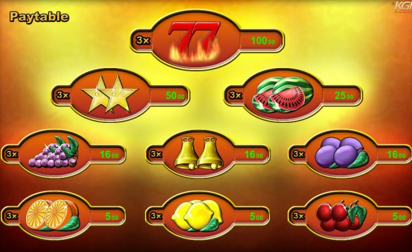 online casino table games hot spiele