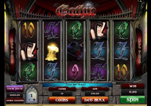 gothic casino