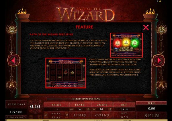 Path Of The Wizard Slot Machine Online ᐈ Genesis Gaming™ Casino Slots