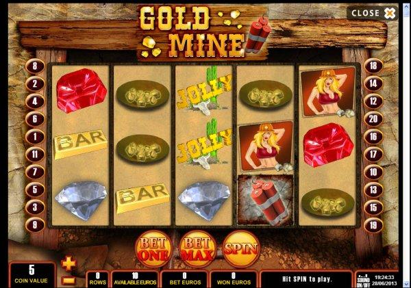 The gold mine casino best online casino australia