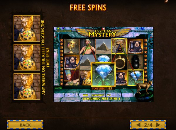 online games slots free spins