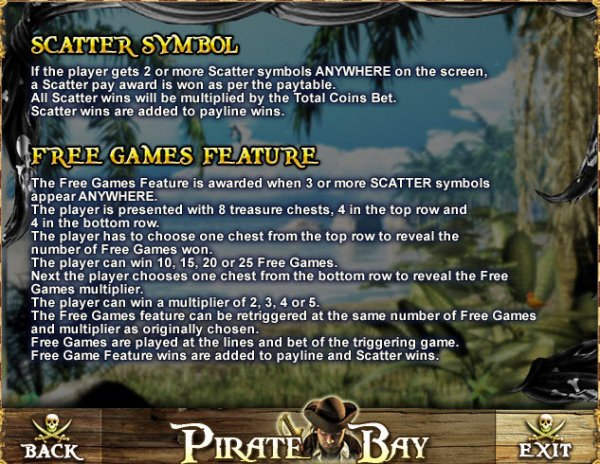 Pirates Bay Slots - Free Online Casino Game by InBet Games