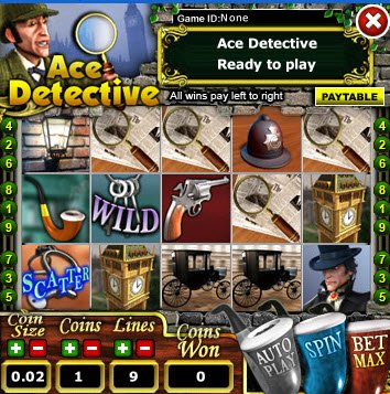 Casino slots reel detective san andreas increase gambling skill