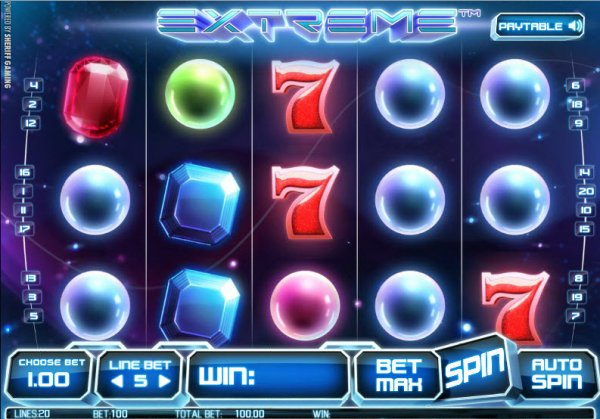 Xtreme slots online