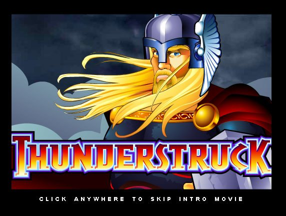 From the intro of Thunderstruck Slots