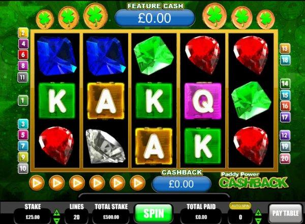 online slots free cashback scene