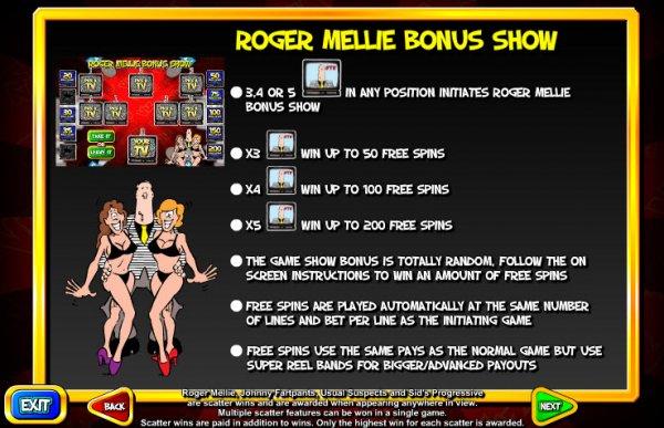 Viz Slot Free Spins Bonus