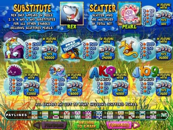 buy online casino ocean online games