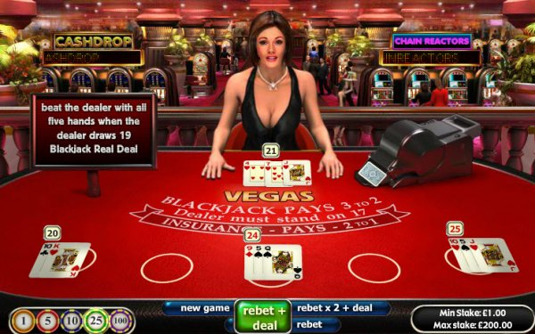 online casino blackjack casino game online