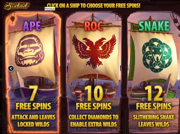 free online casino games with free spins