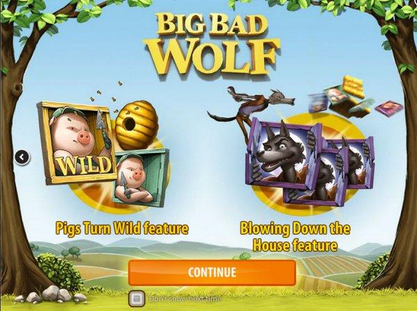 Big Bad Wolf™ Slot Machine Game to Play Free in QuickSpins Online Casinos