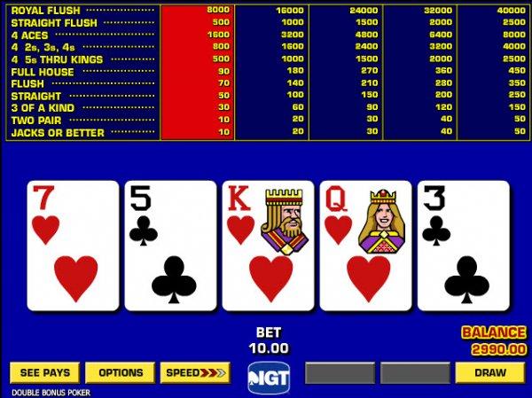 Bonus casino double double online new yor casino