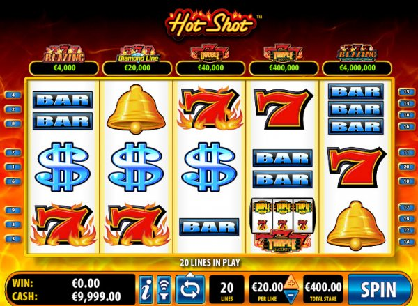 free casino games blazing sevens