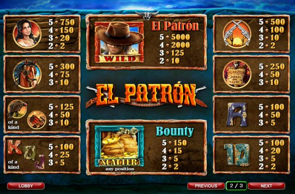 El Jackpotto Slot - Review & Play this Online Casino Game