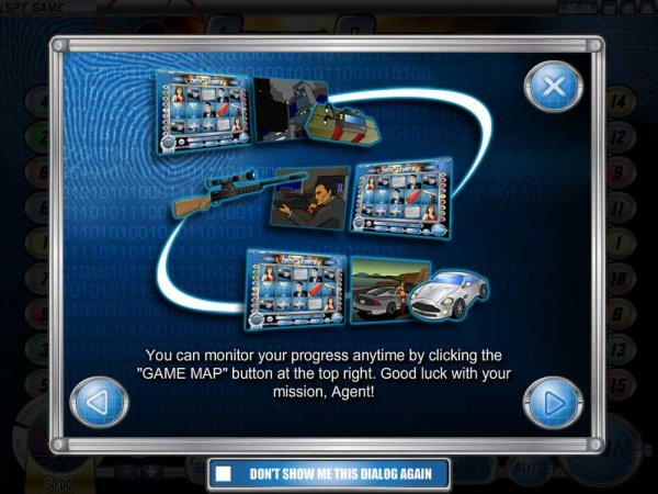 Spy Game™ Slot Machine Game to Play Free in Rivals Online Casinos