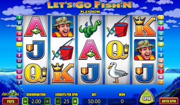 Go fishing casino game casino on the strip