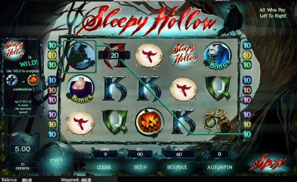 Sleepy hollow new time slot