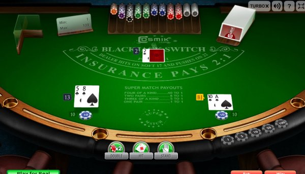 Casinos offering blackjack switch new york gambling indictments