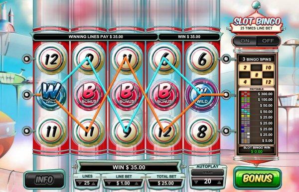 slot bingo casino