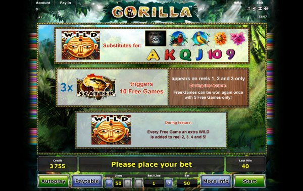 which online casino pays the best gorilla spiele
