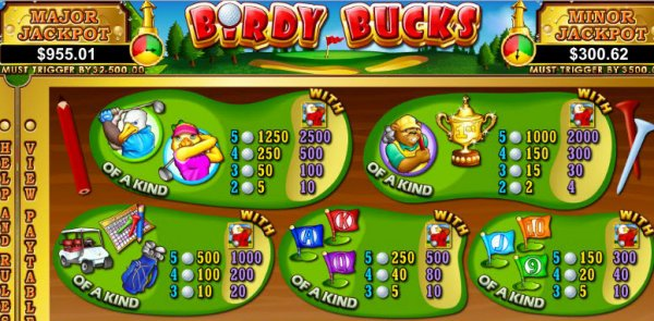 Birdy Bucks Slot - Play Now with No Downloads