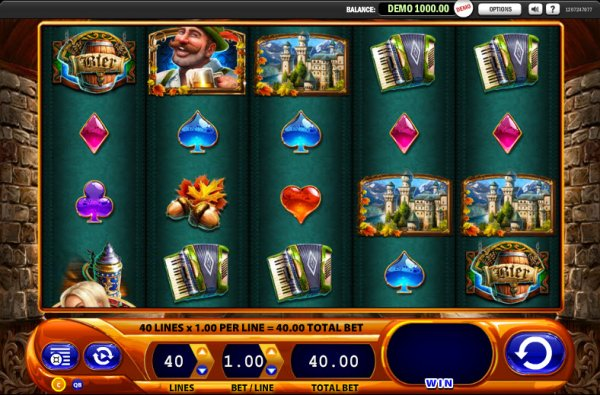 bierhaus online casino