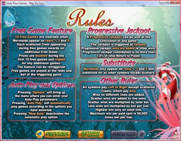 casino online list mermaid spiele