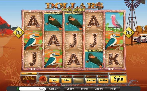 free online casino kangaroo land
