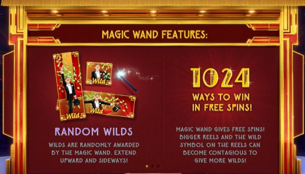 Magic Wand Slot Review - Play this Free Casino Game Online
