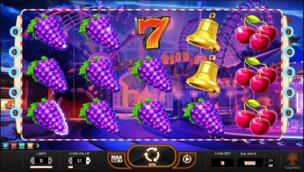 Jokerizer Slot Game Reels