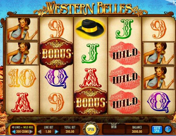 Spiele Western Belles - Video Slots Online
