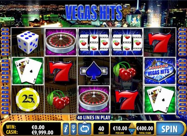 Vegas Hits Slots