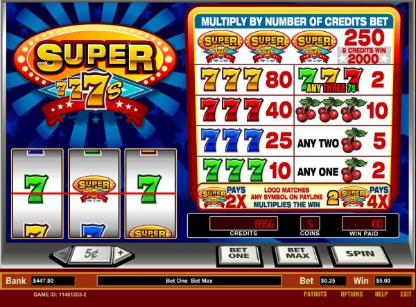 slot machine online casino deluxe