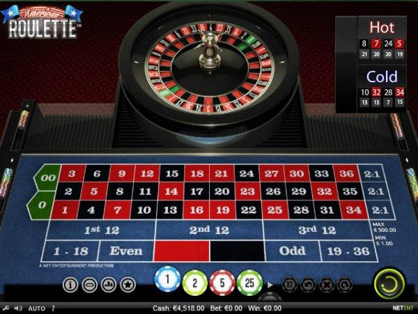 Net Entertainment Roulette