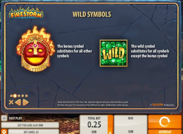 All free slots games with Wild Symbols