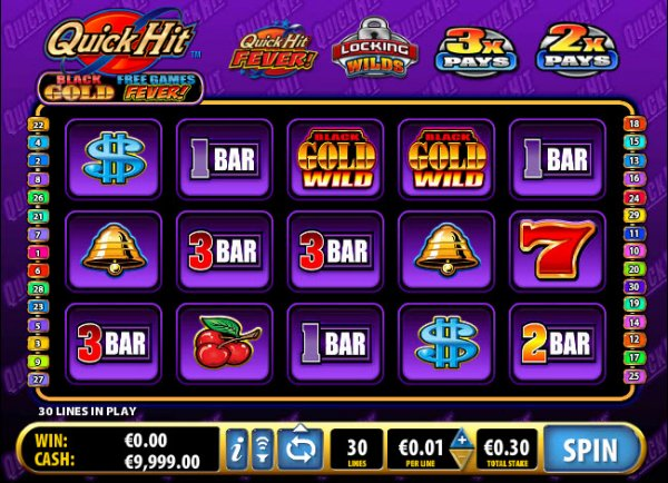 online casino game extra gold