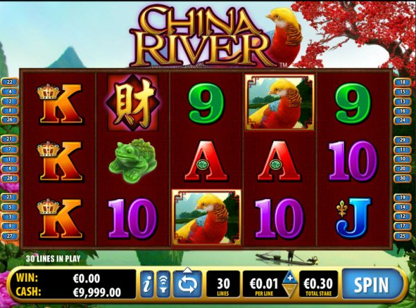 China River Slots