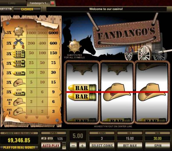 Fandangos 3 Lines Slot - Play Pragmatic Play Games for Fun Online