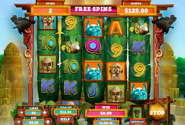 Mystic Monkeys™ Slot Machine Game to Play Free in Genesis Gamings Online Casinos