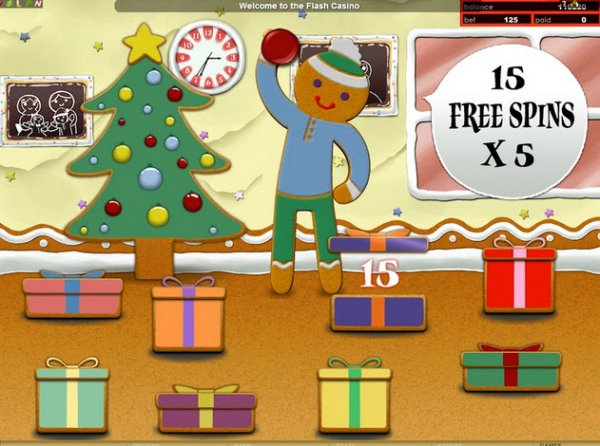 Gingerbread Lane™ Slot Machine Game to Play Free in Genesis Gamings Online Casinos
