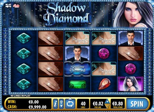 Shadow diamond online slot baccarat crystal cat figurines