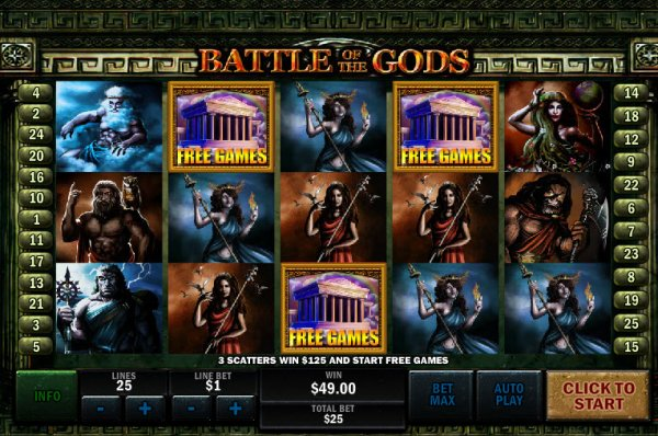 Play Battle of the Gods Slots Online at Casino.com Canada